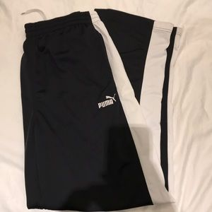 Puma Men's XL track pants Vintage